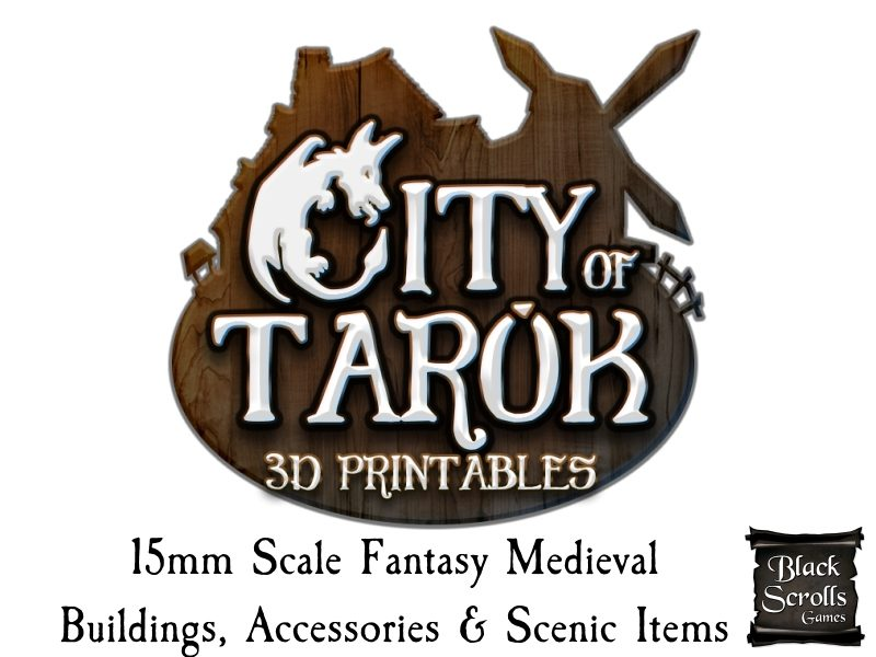 City of Tarok 15mm