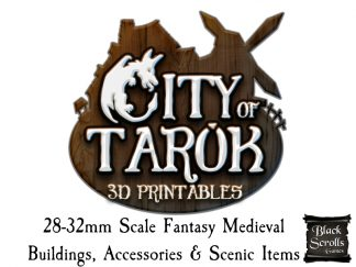 City of Tarok 28mm-32mm