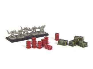 6mm-15mm Scale Accessories